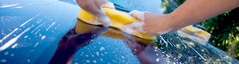 Clean Your Car in Time For Spring