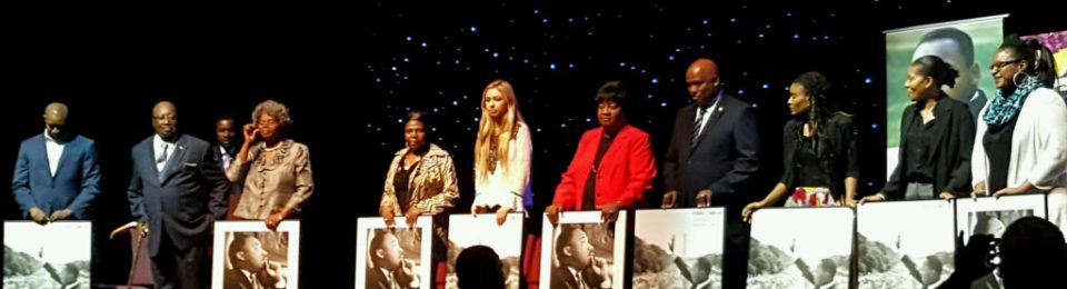 Perry Capers Honored at 19th Annual MLK Picture Awards Ceremony